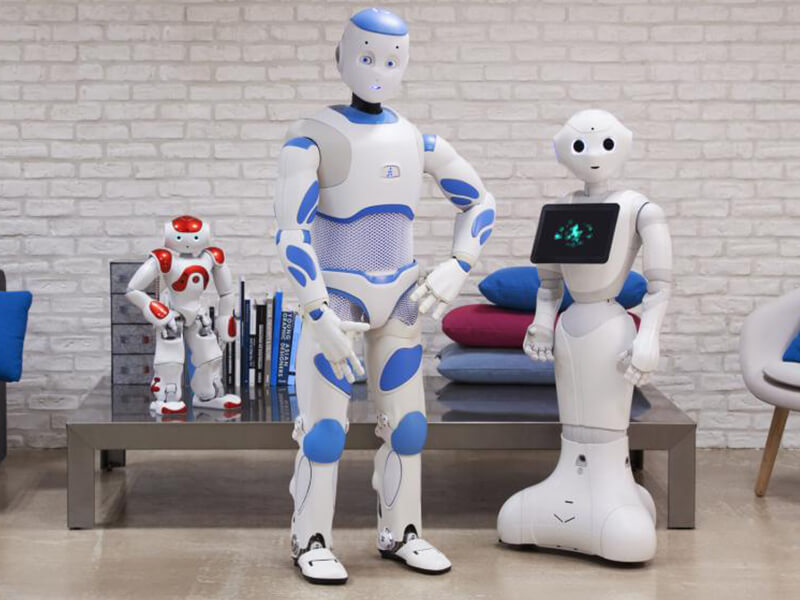 Watch a humanoid robot work out